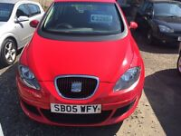 SEAT ALTEA 1.9TDI NOW REDUCED TO £1995