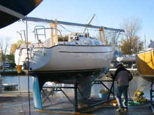 Sailboat - price to sell quickly