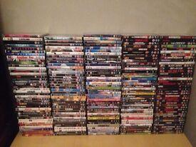 DVDs all original including box sets
