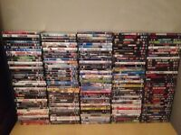 DVDs all original including box sets