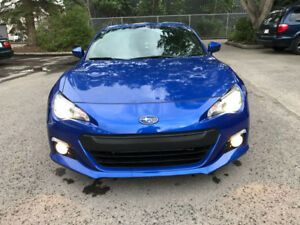 2015 SUBARU BRZ  LIMITED EDITION 2dr COUPE 6 SPEED MANUAL