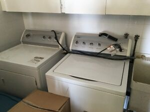 Kenmore Washer and Dryer- Excellent condition!