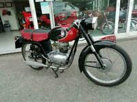 GILERA 150 SPORT, VERY RARE, 1961 CLASSIC, EXCELLENT CONDITION