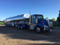 Full Time Milk Truck Drivers Required For Growing Business