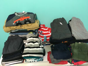 Toddler Boy Lot 18m-2T