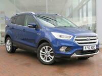 2017 Ford Kuga 1.5 T EcoBoost (Petrol) Titanium 5dr 6Spd Auto 182PS 4x4 Petrol A