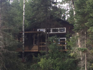 Newly built drive up cabin Lake of the Woods