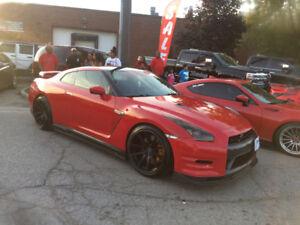 2009 Nissan GT-R sport Coupe (2 door)