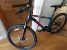 GT medium mountain bike hardly ever used