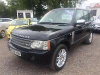 2008 LAND ROVER RANGE ROVER 3.6 TDV8 VOGUE Auto FULL CREAM PIPED LEATHER