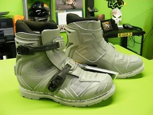 ICON - Field Armour 2 Boots - Grey 11 1/2 & 14 - NEW at RE-GEAR Kingston Kingston Area image 2
