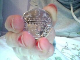 BEATRIX POTTER 50p 1866-1943 ORIGINAL CIRCULATED COIN