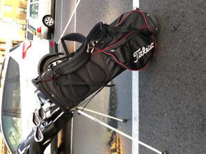 Titleist Carry/Stand Golf Bag