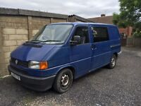 Volkswagen transporter T4 1.9 800 special perfect camper conversion
