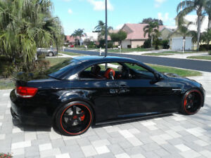 2008 BMW M3 CAB OVER $25,000 IN UPGRADES!!!
