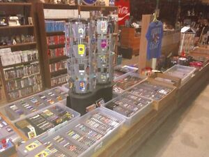 MASSIVE RETRO VIDEO GAME ETC SALE OTTERVILLE SAT. SEPT. 24!