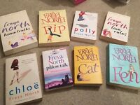 8 Freya North Books