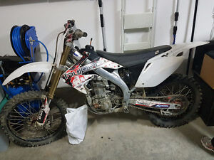 2005 450r FOR TRADE