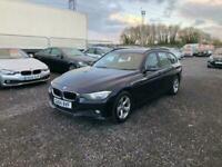 2014 64 BMW 3 SERIES 2.0 320D EFFICIENTDYNAMICS TOURING 5D 161 BHP DIESEL