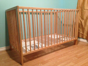 Matching crib - 3 stages