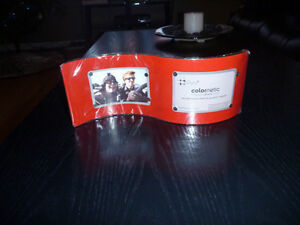 Red Colornetic Magnetic Photo Frame