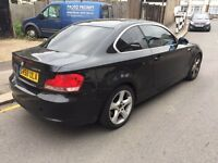 BMW 120d coupe 1 series hpi clear