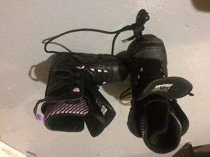 K2 board and Boots (size 7)