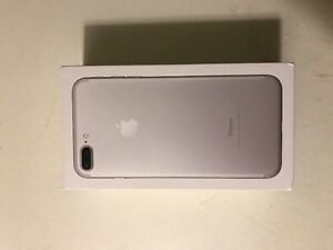 iPhone 7 plus 32 Gb one month old only