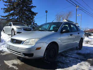 2007 Ford Focus SE 60$/Sem - FINANCEMENT MAISON DISPONIBLE