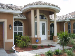 Beautiful house for rent in warm and sunny Fort Myers, Florida
