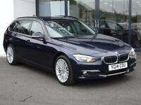 2014 BMW 3 Series 2.0 318d Luxury Touring (s/s) 5dr