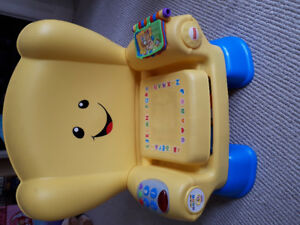 Fisher-Price - Laugh & Learn - Smart Stages Chair