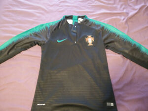 Portugal World Cup 2018 Nike Soccer Training Set Black