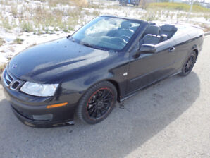 2007 Saab 9-3 Auto Aero Convertible V-6 TURBO