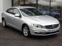 2014 Volvo S60 2.0 D3 Business Edition (s/s) 4dr
