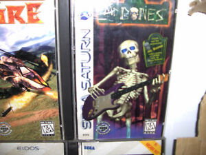 video games sega saturn Regina Regina Area image 3