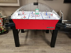 **CARROM BUBBLE HOCKEY TABLE**