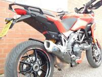 DUCATI 1200S MULTISTRADA MOTORCYCLE