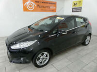 2013 Ford Fiesta 1.5TDCi (75bhp) Zetec ***BUY FOR ONLY £36 PER WEEK***