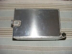 STAINLESS STEEL STRONG BOX