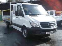 Mercedes-Benz Sprinter 313 DROPSIDE PICKUP 4 DOOR LWB
