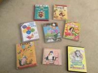 Free collection of children's CDs and DVDs in Hebrew