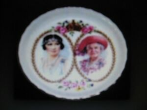 Queen Mum Royal Albert Mini Plate