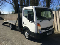2007 57 Nissan Cabstar Recovery 2.5dCi 35.13 Pro MWB 130bhp 6 speed Ail body p/x