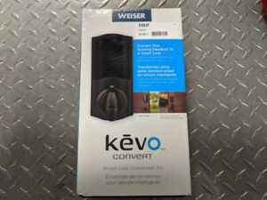 Weiser Kevo Convert Smart Lock (Brand New)