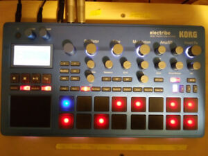 Electribe 2 - Drum Machine, Synthesizer & Sequencer (Groovebox)