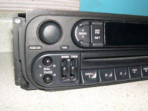 Stereo CD Player