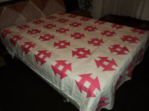 1940 Shoo Fly Quilt