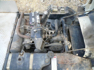 Wanted Yamaha G1 golf cart engine ( 215 cc ) for parts