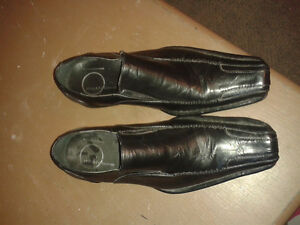 Black dress shoes Kawartha Lakes Peterborough Area image 1